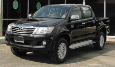 2013 Toyota Hilux Vigo Minor Change