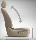 2012 Toyota Hilux Vigo comes with Power Seats